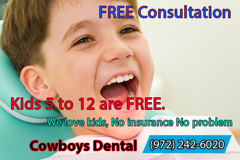 Dentista para Niños Carrollton